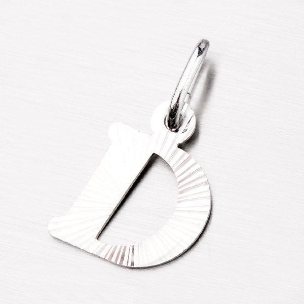 Stříbrné písmenko - D M5114-FC-D
