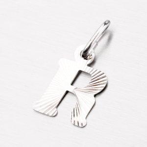 Stříbrné písmenko - R M5114-FC-R