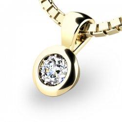 Diamantový přívěsek 10908-ZL