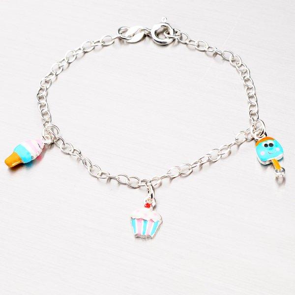 Dětský náramek se sladkostmi FMR-4009