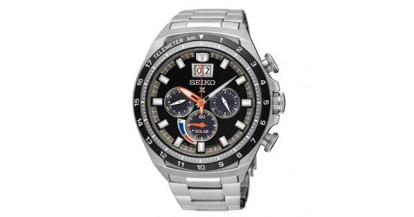 Pánské solární hodinky SEIKO SSC603P1   Goldex.cz 956365226a
