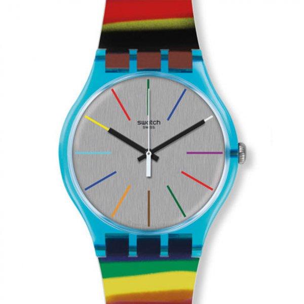 Hodinky Swatch Colorbrush SUOS106