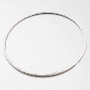 Stříbrný náramek s diamantováním MBR2003D-DIA