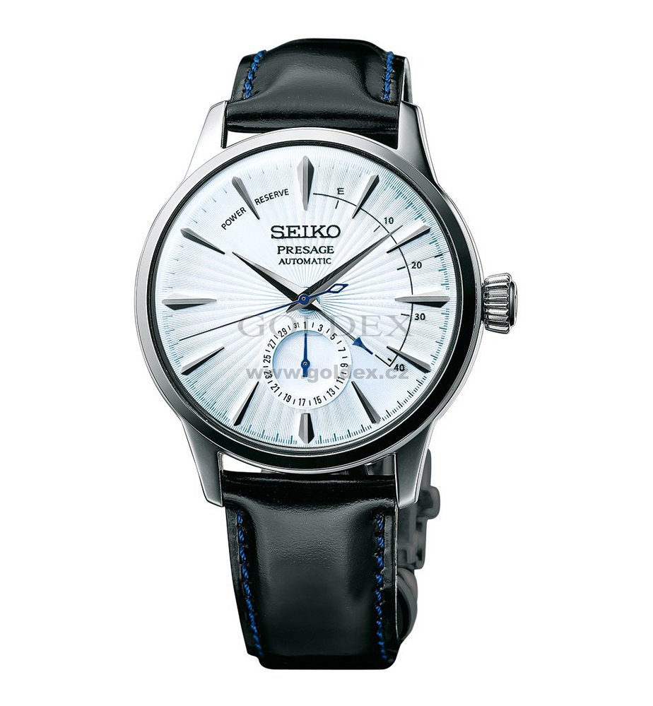 Pánské hodinky SEIKO SSA343J1   Goldex.cz 76353232dc