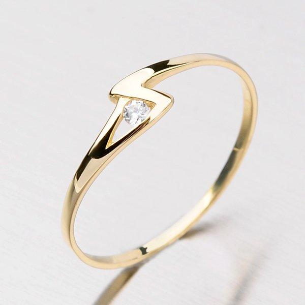 Prsten ze zlata DZ1138ZL