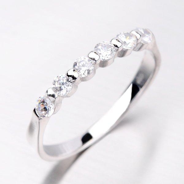 Dámský zlatý prsten DZ1951B