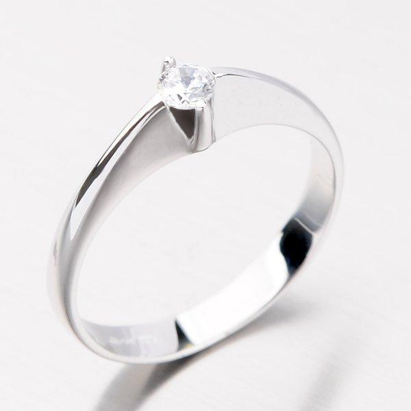 Krásný dámský prsten ze zlata DZ1956B