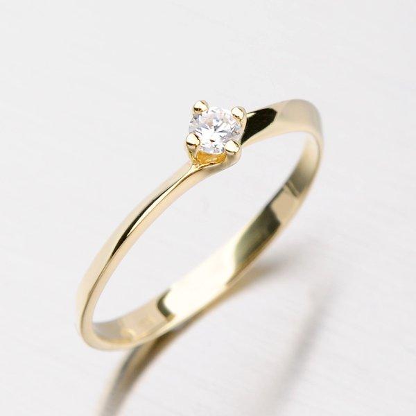 Prsten ze zlata DZ1907ZL