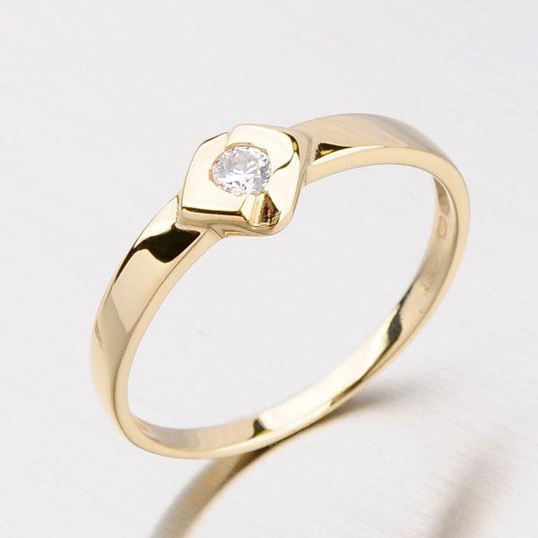 Prsten ze zlata DZ1241ZL