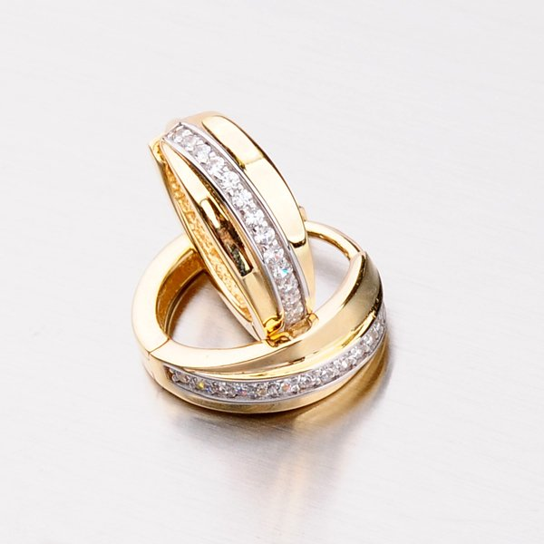 Kroužky ze zlata 115-0877