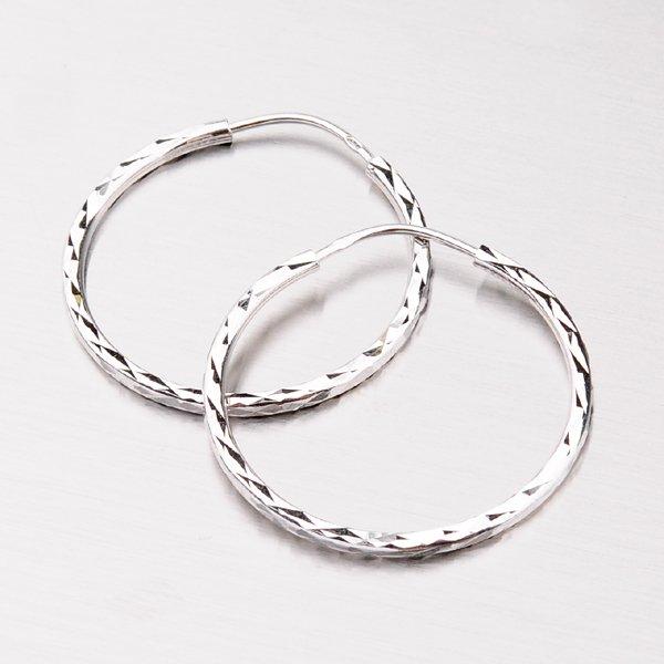 Kruhy zlaté - 35 mm 118-1430