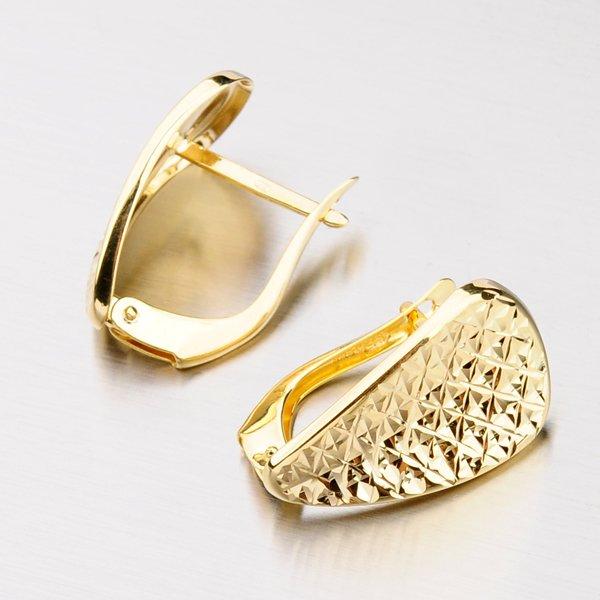 Náušnice ze zlata 143-1216