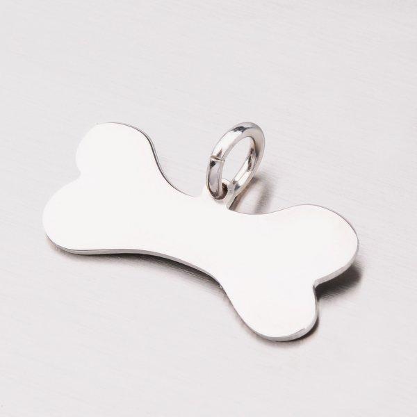 Přívěsek ze stříbra - kost P1601214-0532-SLX