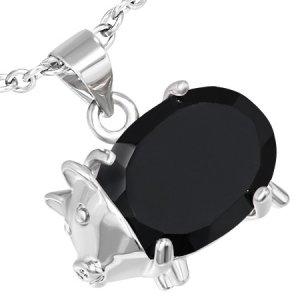Ocelový přívěsek - prasátko GOPT086