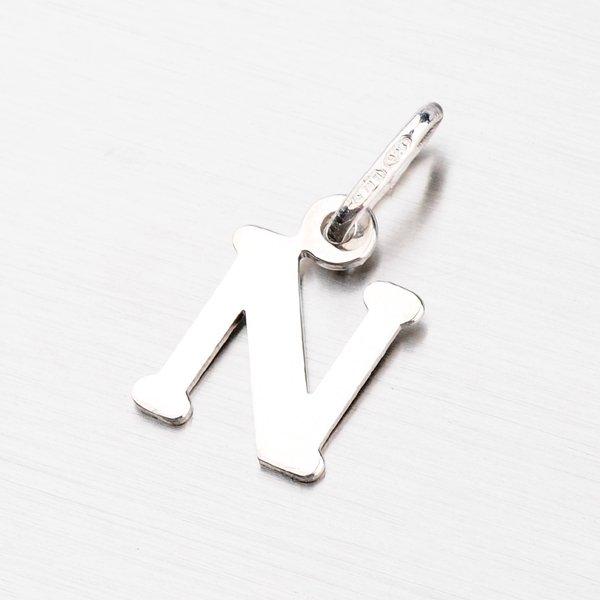 Stříbrné písmenko - N M5114N