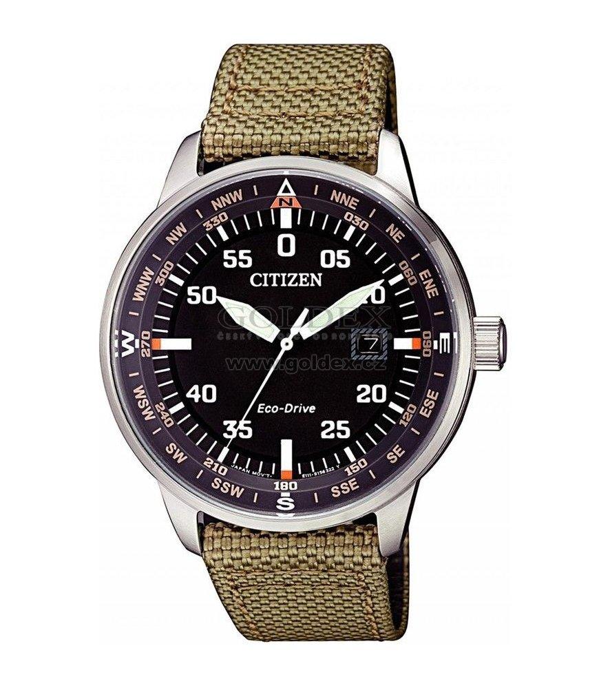 dd480d37f Citizen - Eco-Drive pánské hodinky BM7390-14E : Goldex.cz