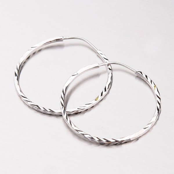 Kruhy zlaté - 29 mm 118-1459