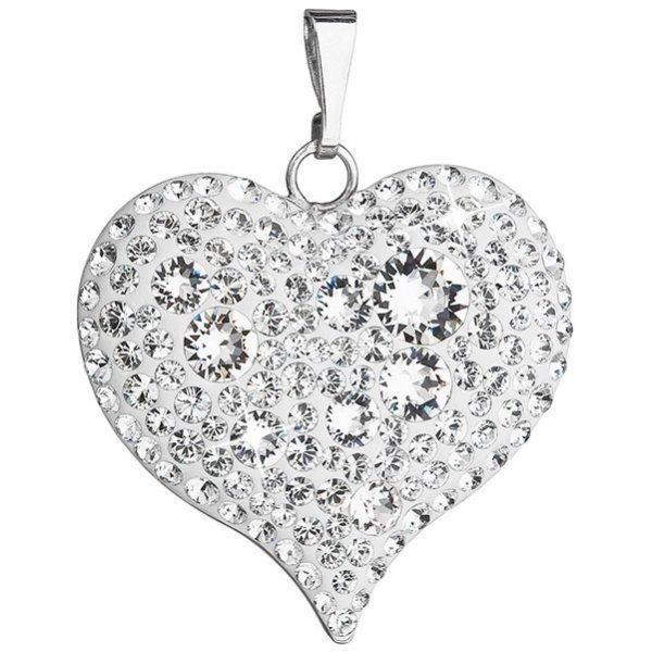 Přívěsek se Swarovski krystaly 34181.1 Krystal