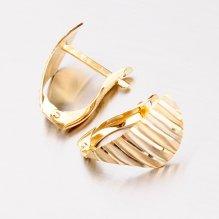 Náušnice ze zlata 113-6151