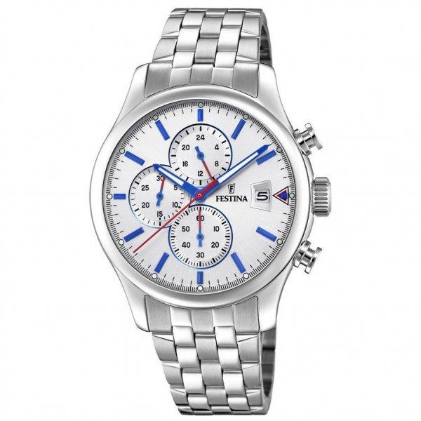Pánské hodinky s chronografem 20374/1