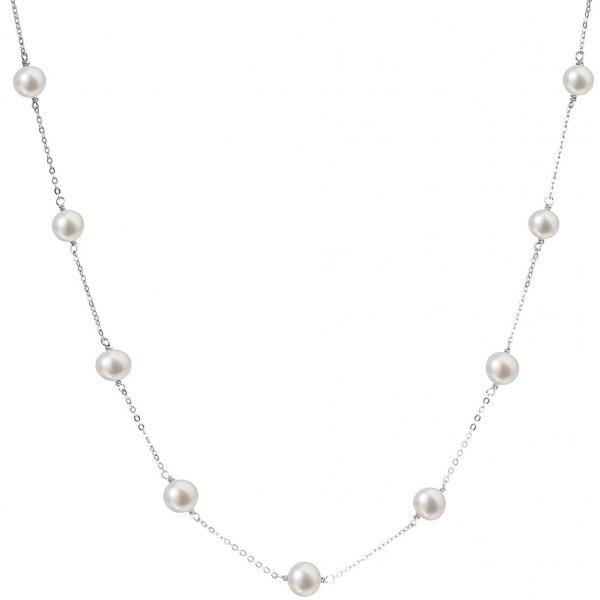 Perlový náhrdelník Swarovski ELEMENTS 22013.1