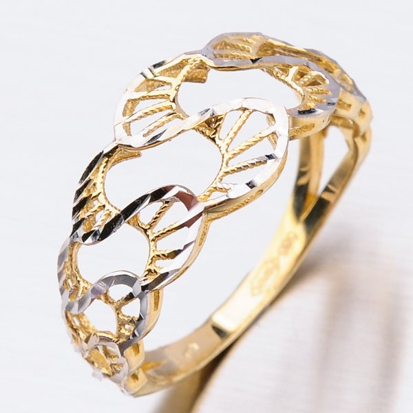 Zlatý prsten 41-NR213