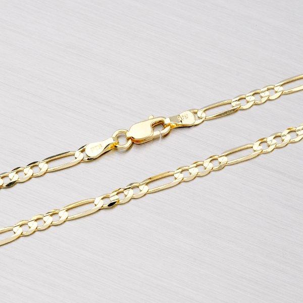 Zlatý řetízek 364-0123