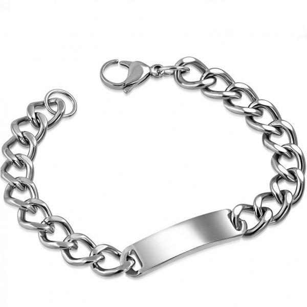 Pánský ocelový náramek GBHB955