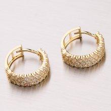 Zdobené zlaté kroužky 42-31562