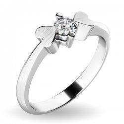 Zásnubní prsten se zirkonem ZP-10932