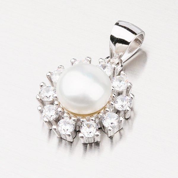 Přívěsek s perlou GLM13-010