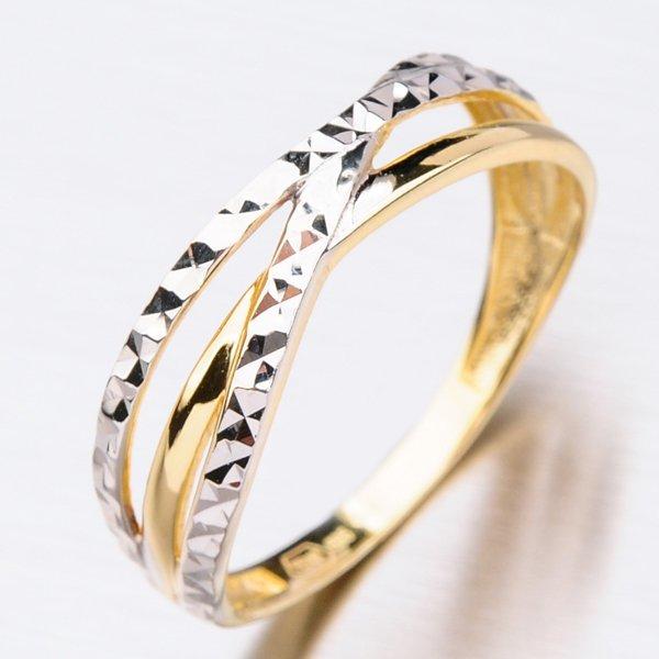 Prsten se zlata 41-NY134