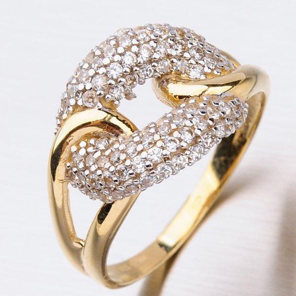 Zlatý prsten 41-NR177
