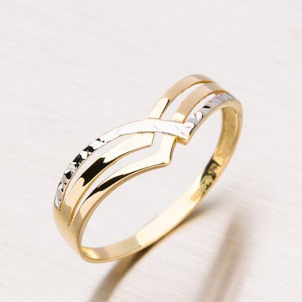Zlatý prsten PKL 11-004