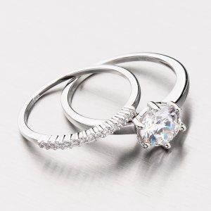 Set stříbrných prstenů RXX01180272