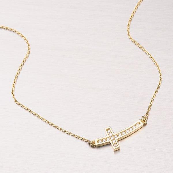 Zlatý náhrdelník 15-004