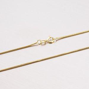 Zlatý řetízek - lanko 364-0100