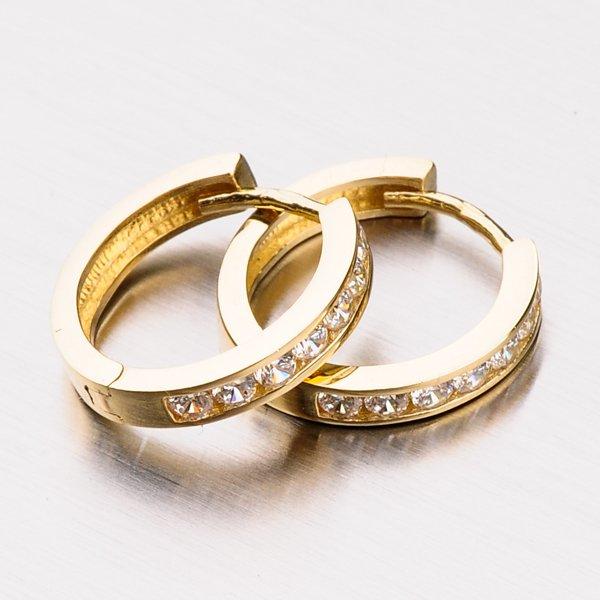 Zlaté kruhy 42-32026