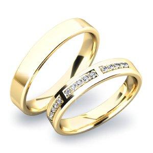 Snubní prsteny SP-61018Z