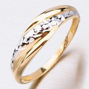 Zlatý prsten 41-NY98