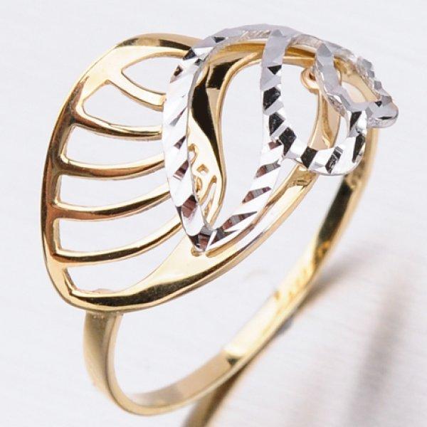 Zlatý prsten 41-NP172
