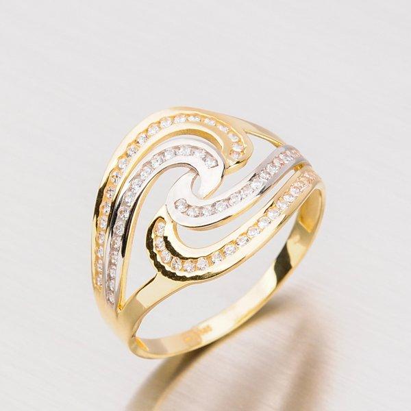 Zlatý prsten PKL11-007