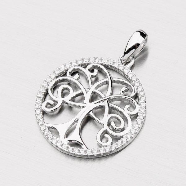 Stříbrný strom života PXX07160367