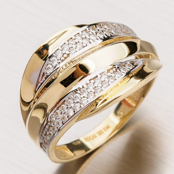 Zlatý prsten 11-173