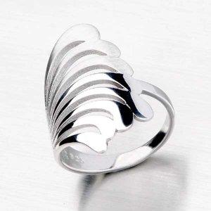 Stříbrný prsten HK-614-OKS