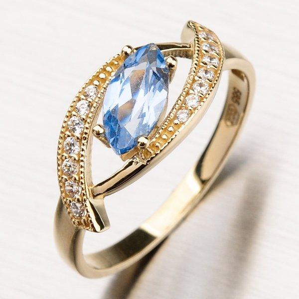 Zlatý prsten 11-180