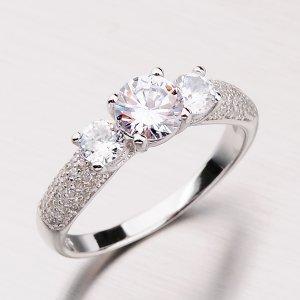 Stříbrný prsten RXX04180313
