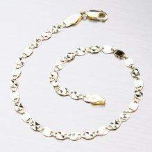 Zlatý náramek 44-1705