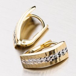 Dásmké zlaté náušnice 42-31512