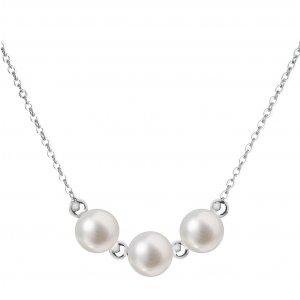 Stříbrný náhrdelník 22017.1